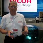 Joseph Ryan Business Development Manager Inkjet Technology Division, Ricoh Printing Systems America