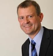 Graham Moore -business development director for Ricoh Europe