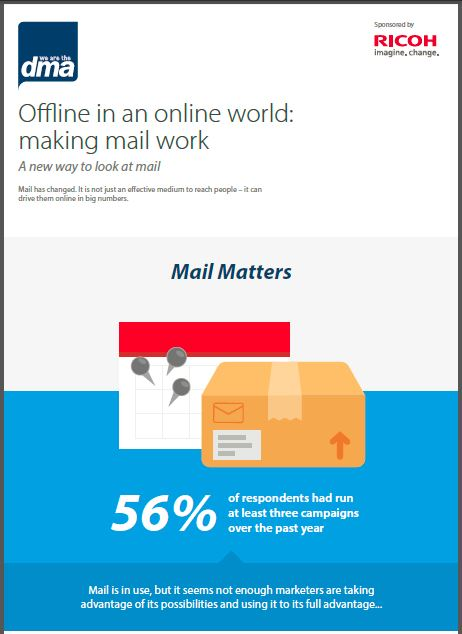 DirectMail infographic