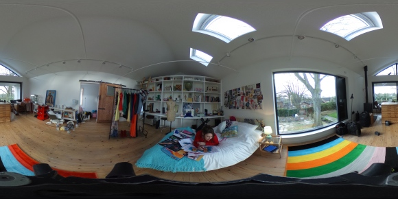 Taken with a Ricoh Theta camera